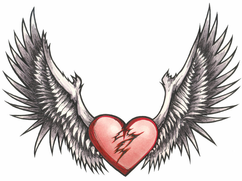 Heart Tattoo Designs Gallery 11