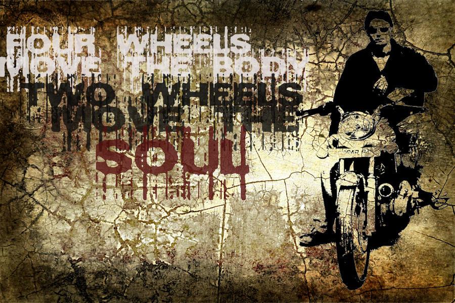 Biker WallPaper By PoetVogon
