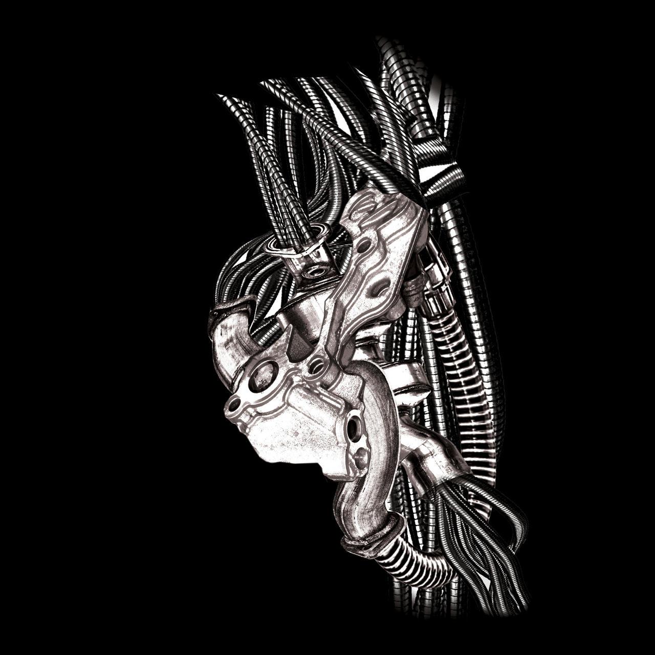Biomechanical Tattoo by PoetVogon on DeviantArt