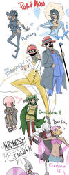 pkmn peoples by Nire-chan