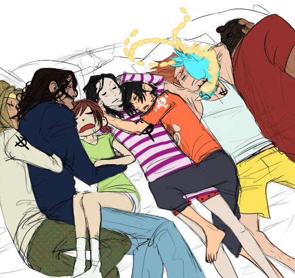 OP Sleepy Sleepy WBP by Nire-chan