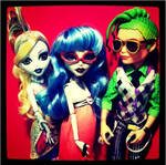 New  Monster High DOTD