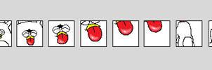 Furby Lick Icon Base