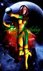 Happy Birthday RazKurdt by adaw8leonhelp