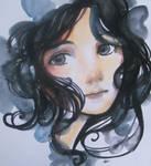 ink hair