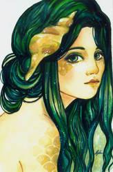 Sirenas 12/50 by alealgethi
