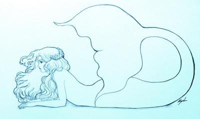 Sirenas 39/50 by alealgethi