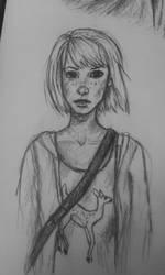 Maxine by lussinka