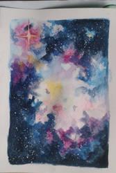 Universe by lussinka