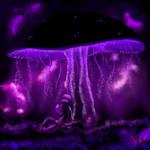 Glooming Mushroom