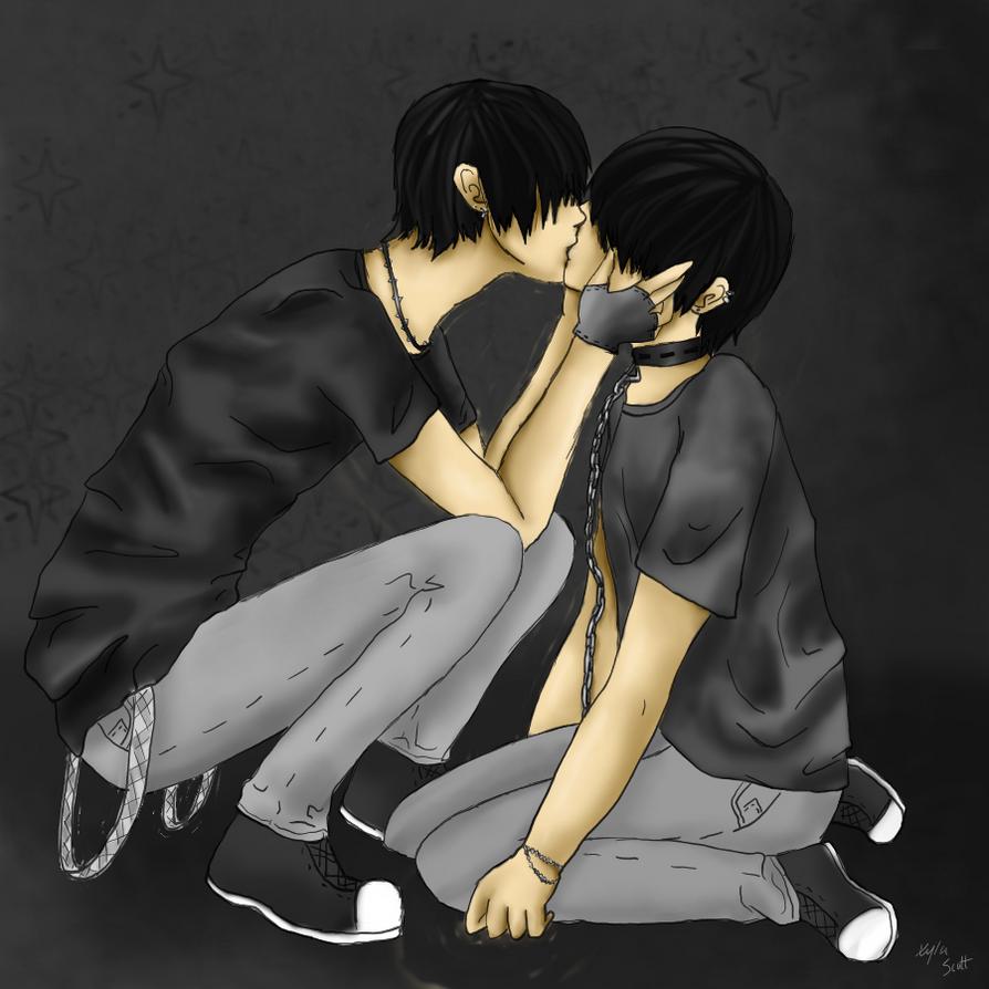 emo GAY kids o3o by Xylerz
