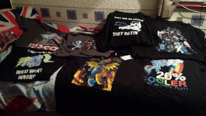 MLP Related T-Shirts