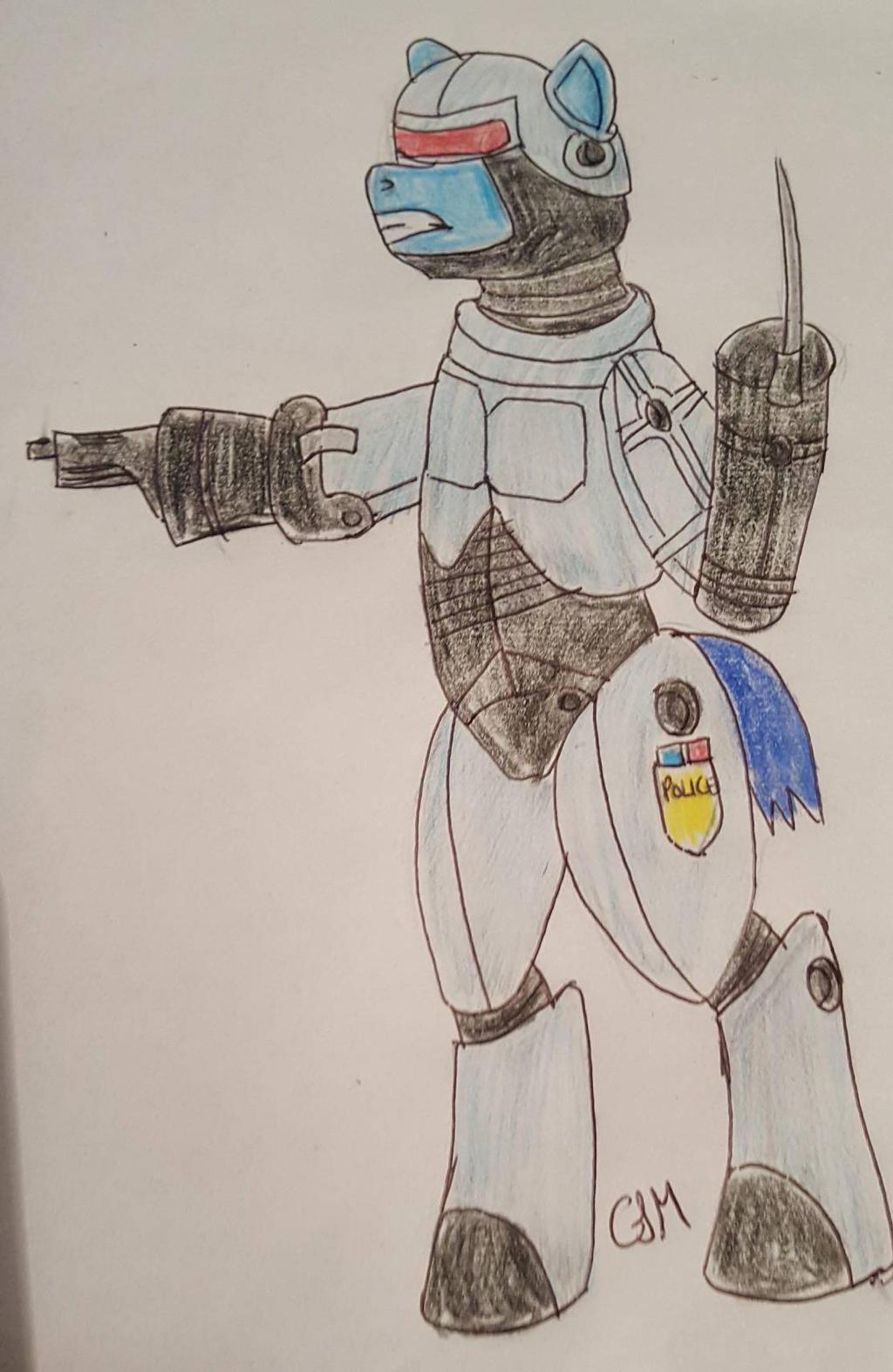 EqD ATG 20 - Robopony