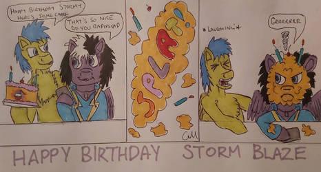 Happy Birthday Stormy 2020