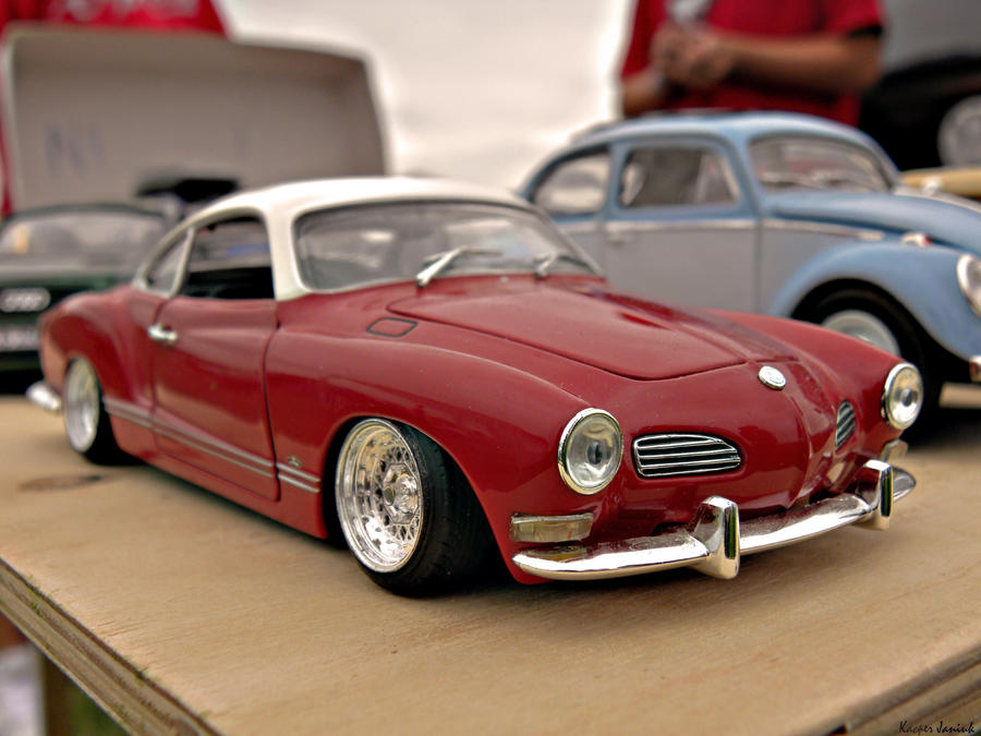 little vw karmann ghia by kacperj on deviantart. Black Bedroom Furniture Sets. Home Design Ideas