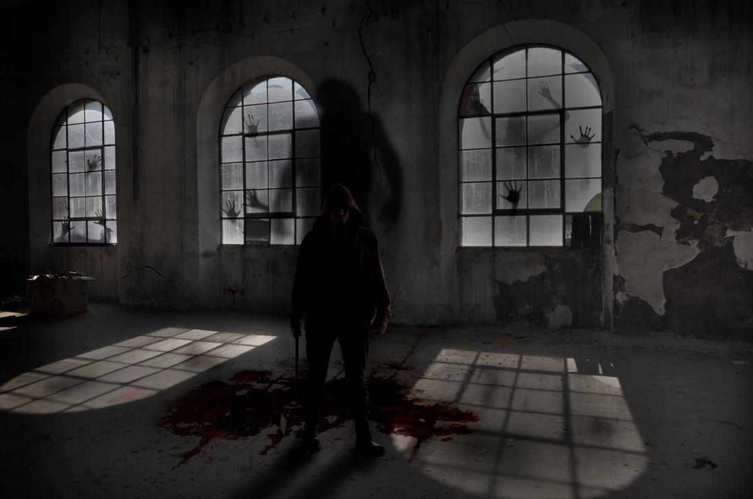 Killer by Irisnawer