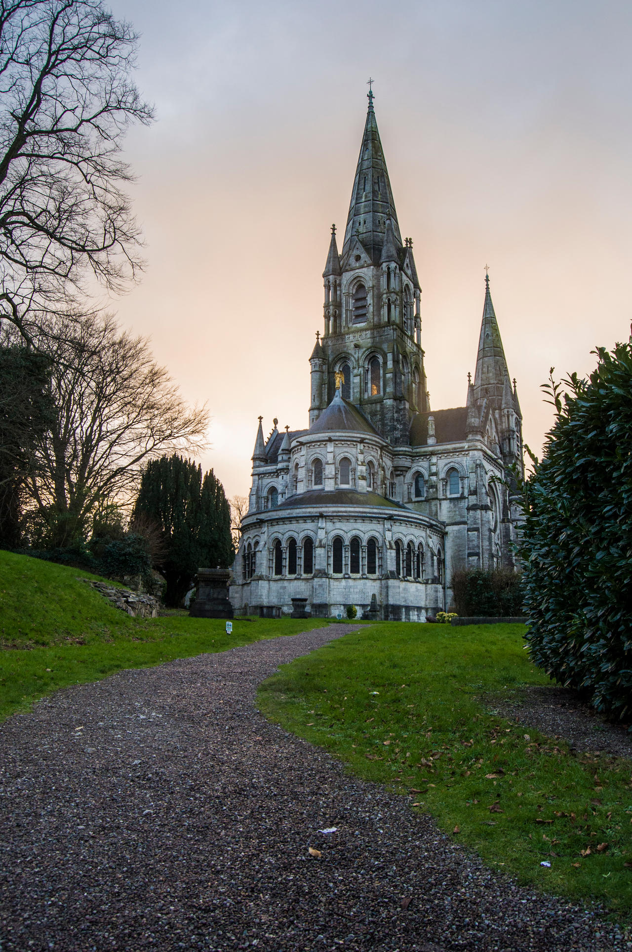 St Fin Barre's Cathedral by Irisnawer