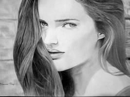 Portrait by BleronaRoci