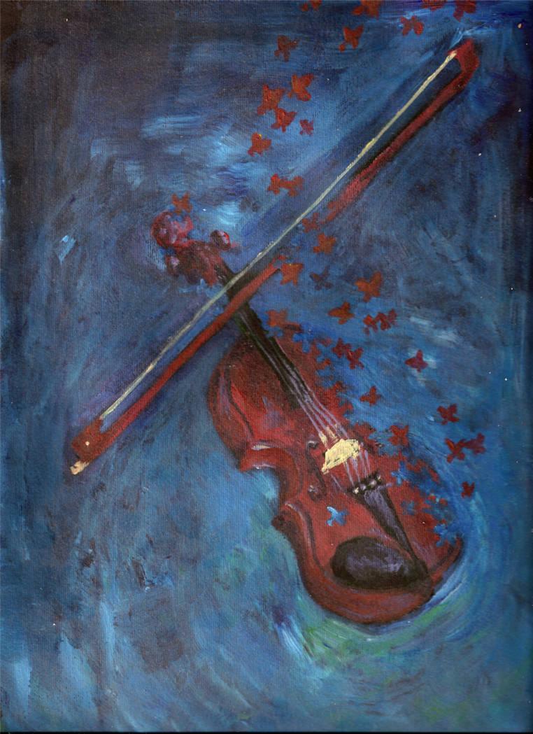Butterflies of music