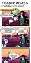 Friggin Ponies comic