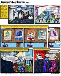 Equestria's Last Election part 1 by saturdaymorningproj