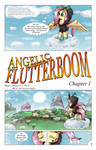 Angelic Flutterboom Chapter I page 01