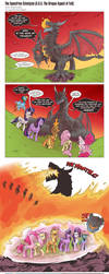 The Equestrian Cataclysm by saturdaymorningproj