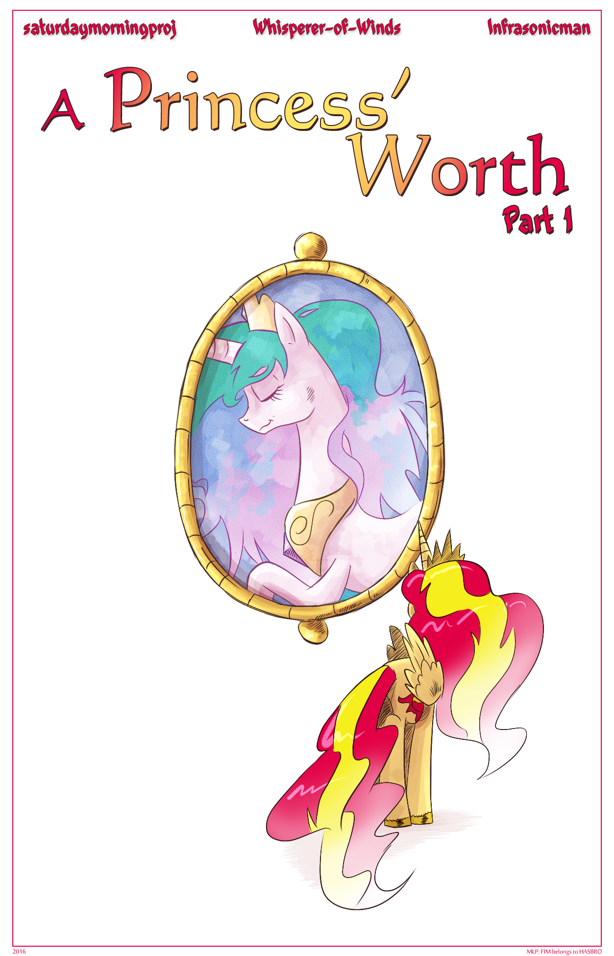 A Princess' Worth Cover