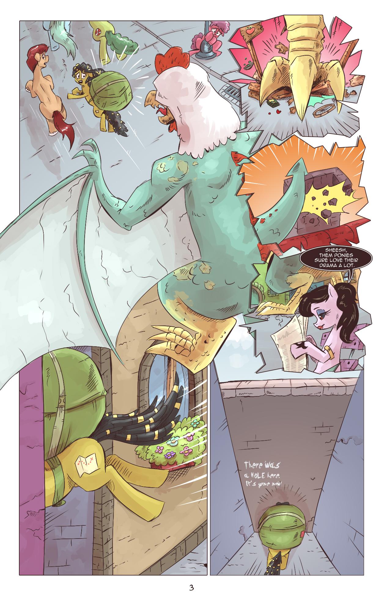 A Princess' Worth Page 03