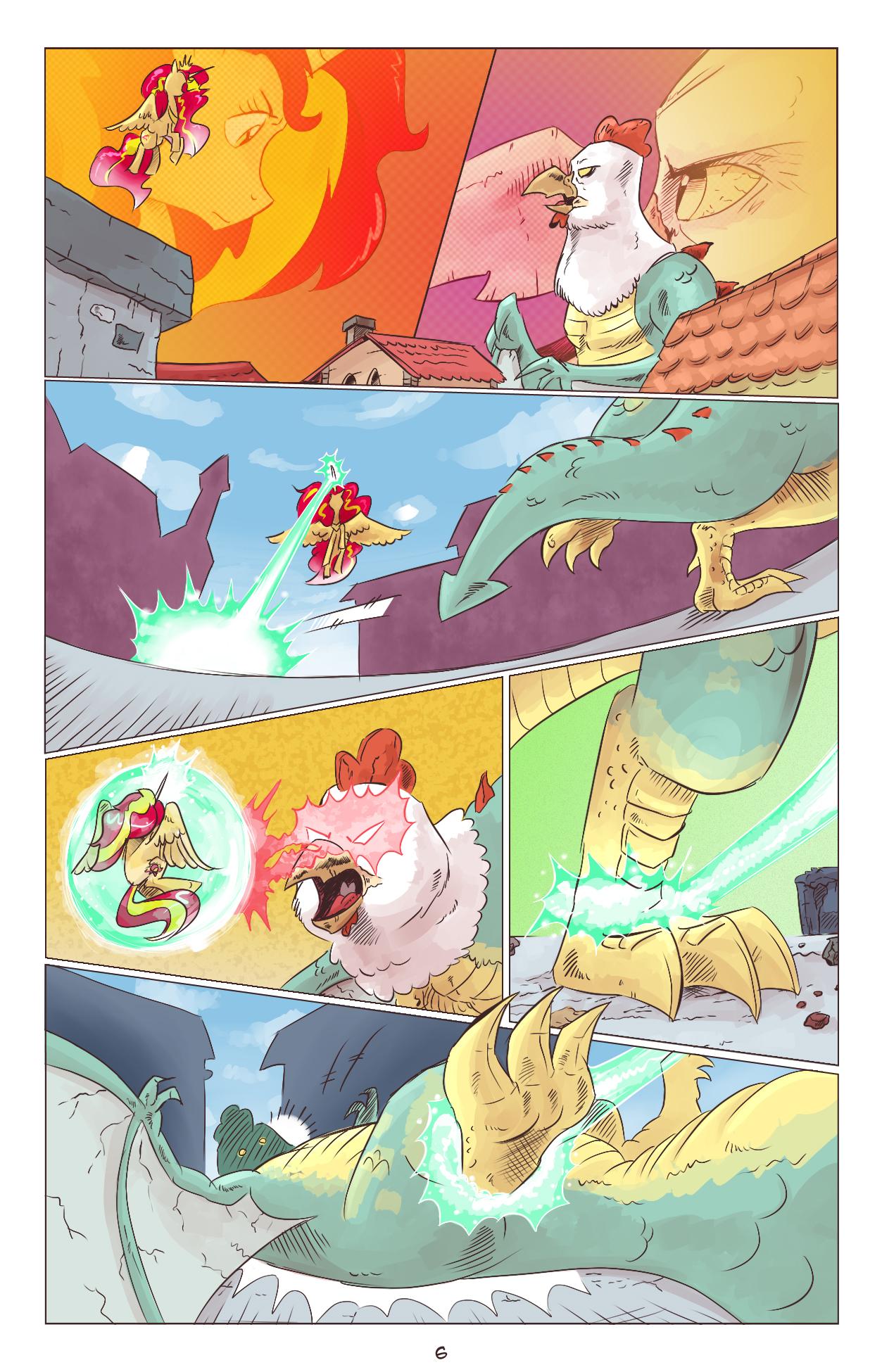 A Princess' Worth Page 06
