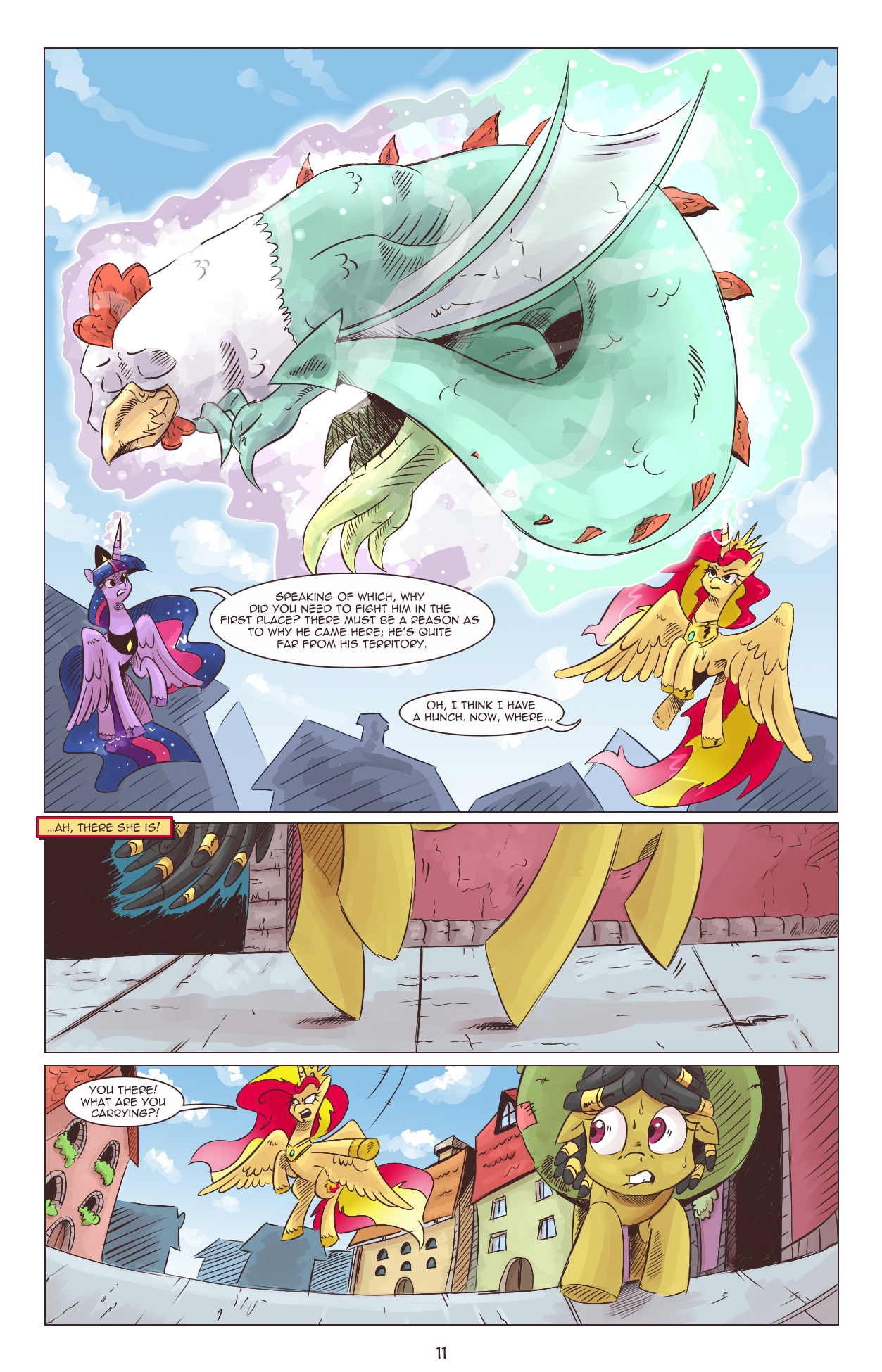 A Princess' Worth Page 11