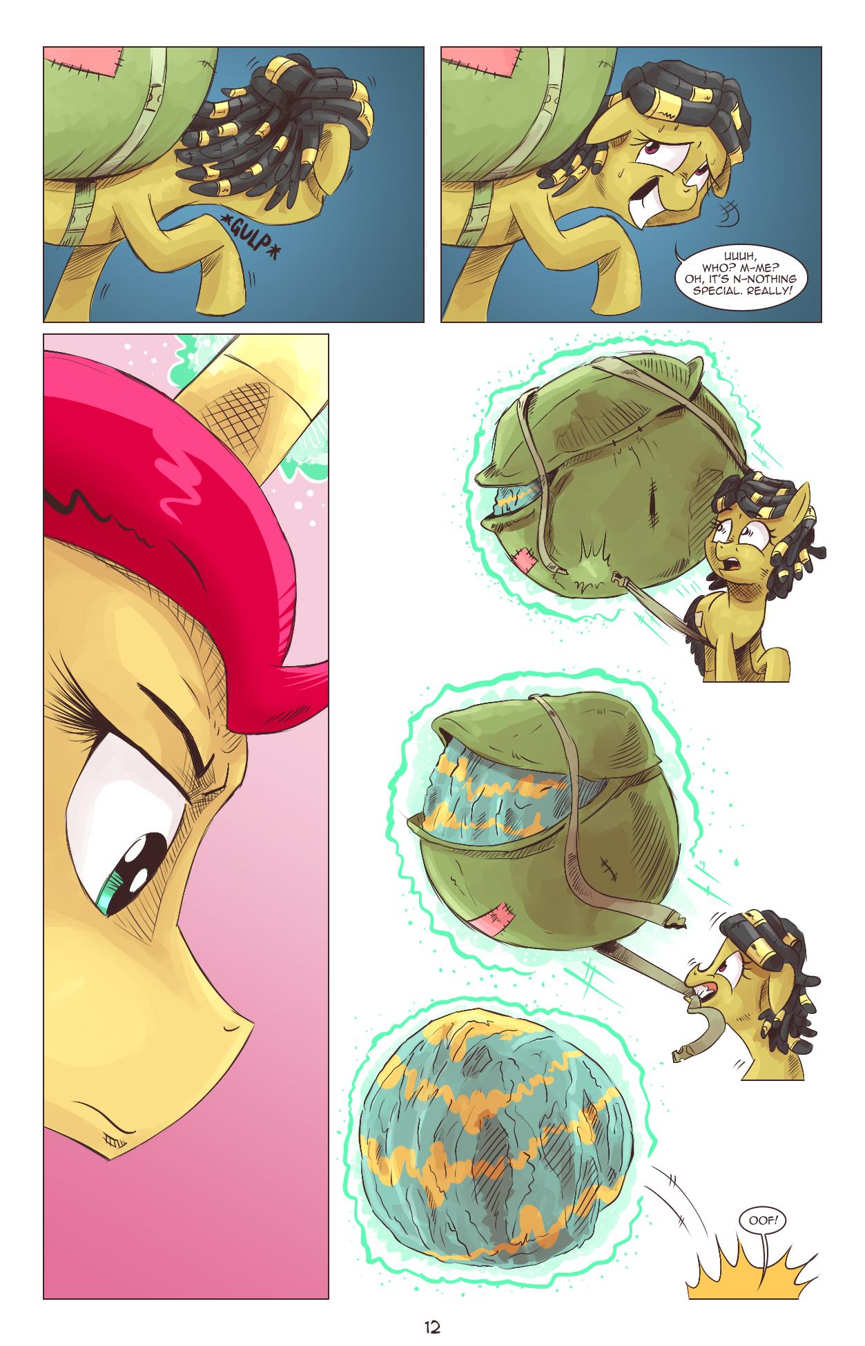 A Princess' Worth Page 12