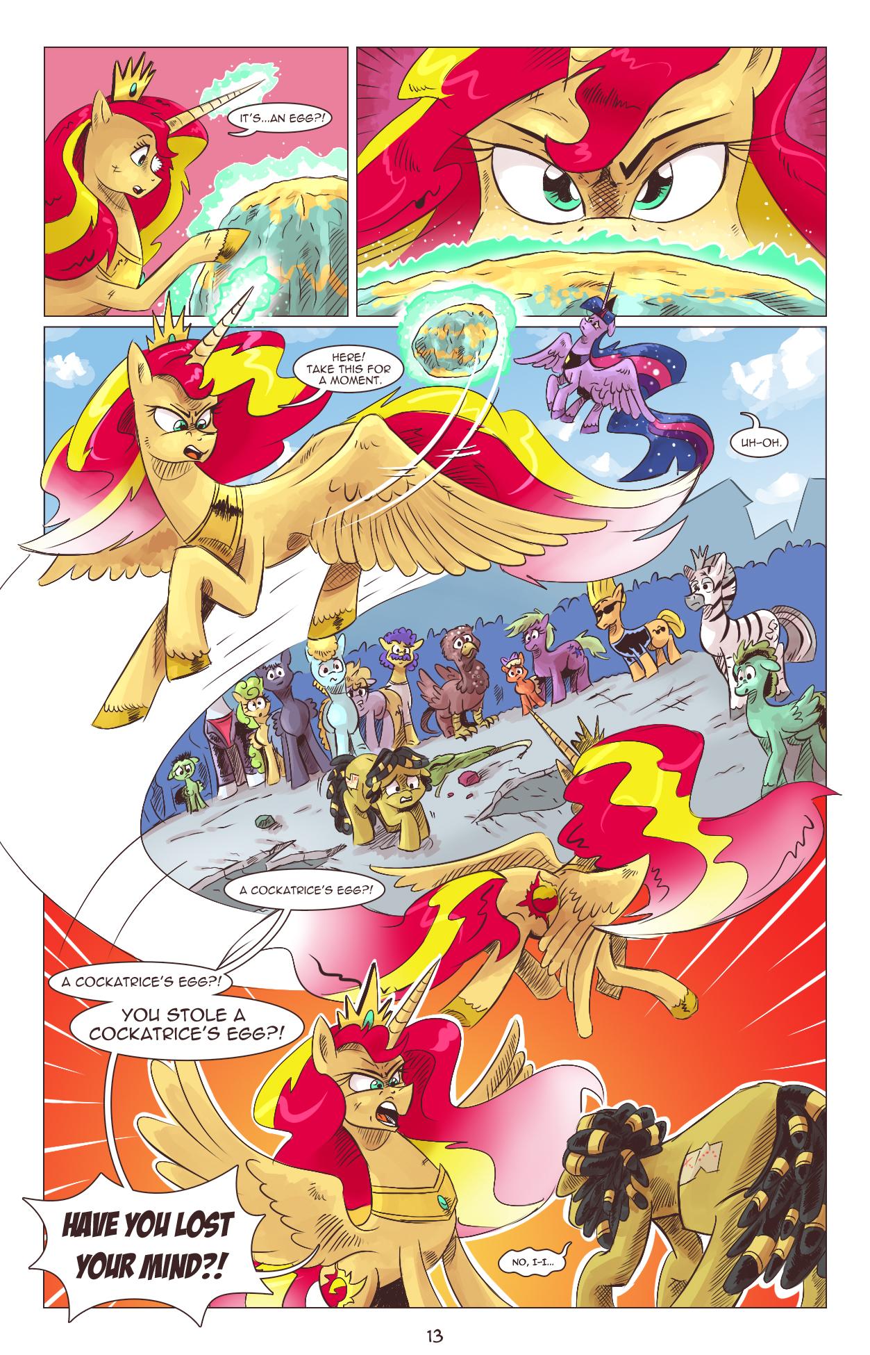 A Princess' Worth Page 13