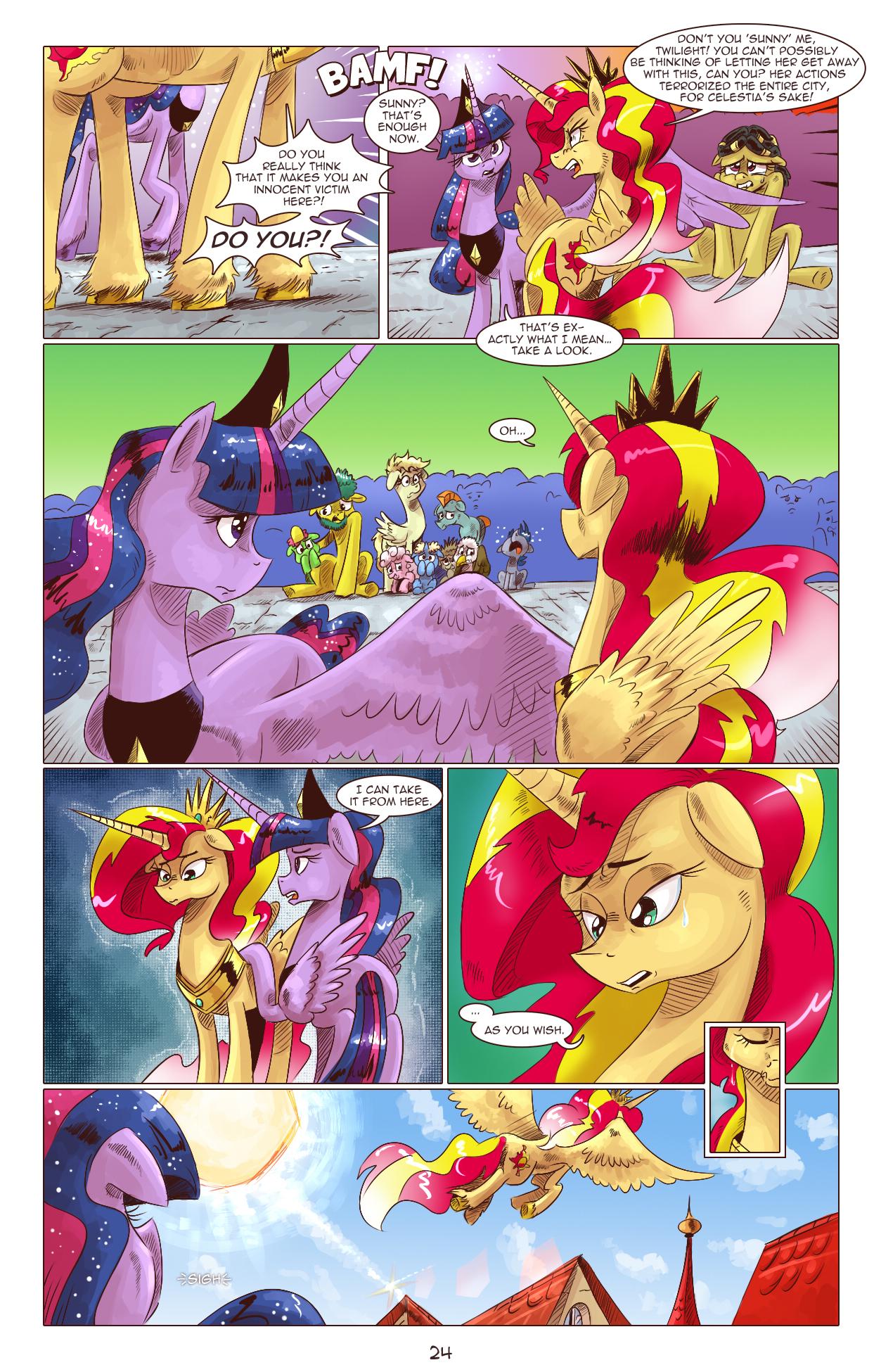 A Princess Worth Page 24