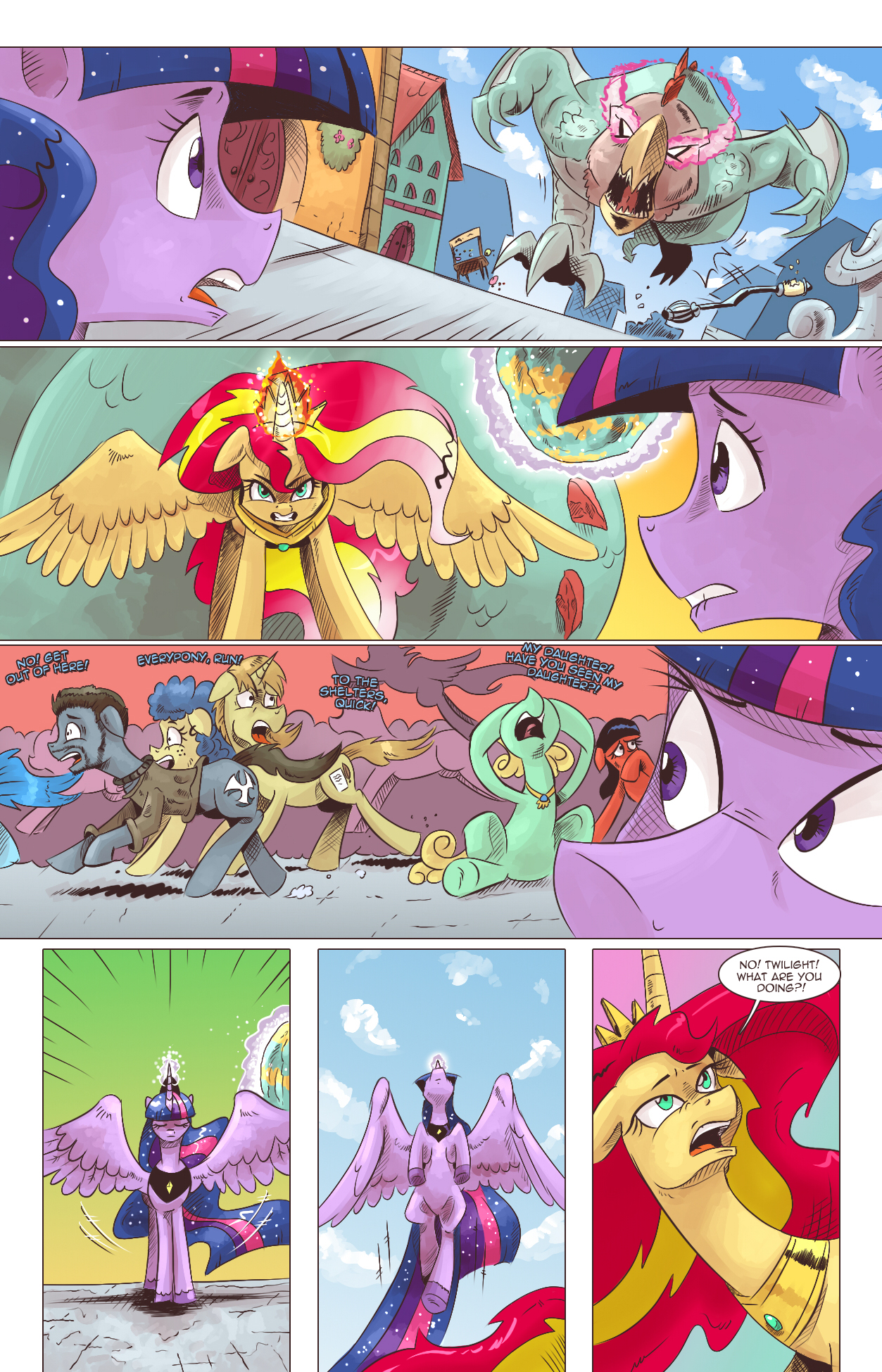 Princess' Worth Page 17