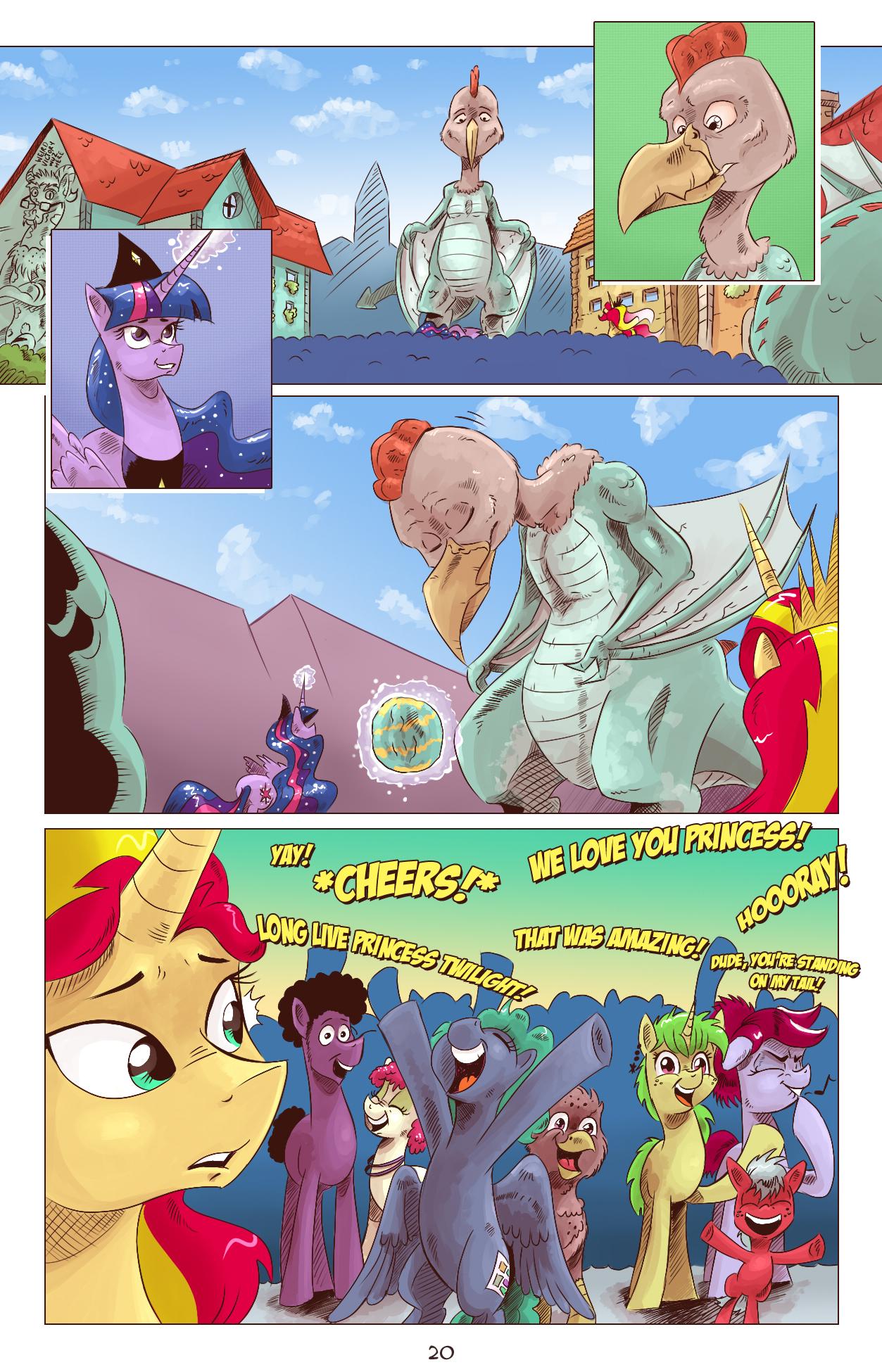A Princess Worth Page 20