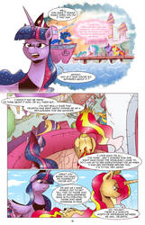 A Princess' Worth Part 2, Page 18 by saturdaymorningproj