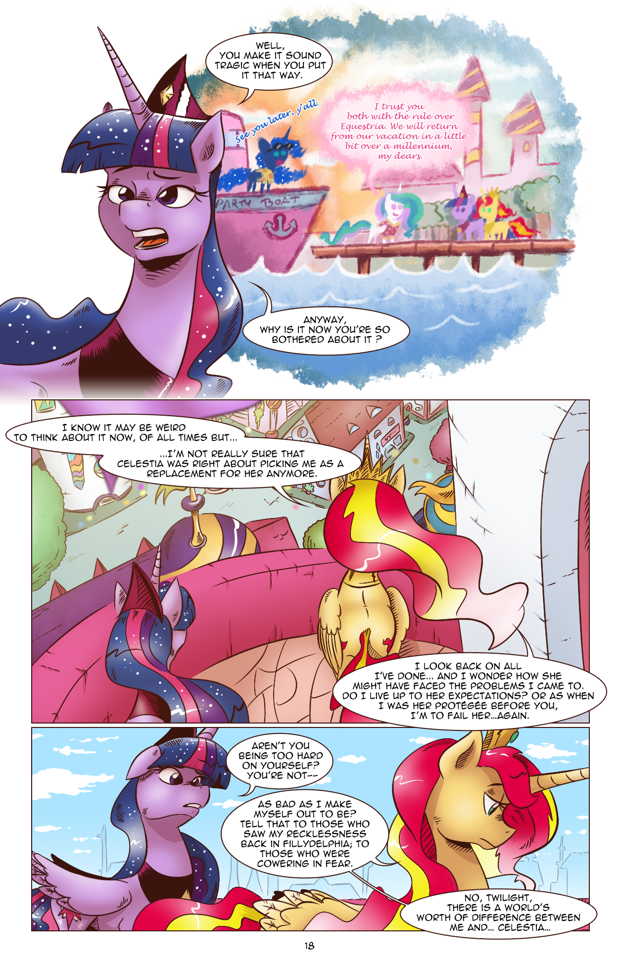 A Princess' Worth Part 2, Page 18