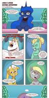 Luna's Speed Dating Adventure