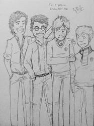 Marauders by the-a-person
