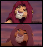 Lion King II Redraw