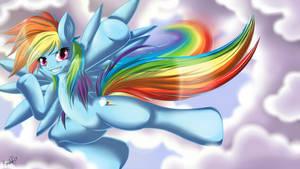 Rainbow Dash - My Little Pony Friendship is Magic
