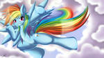 Rainbow Dash - My Little Pony Friendship is Magic