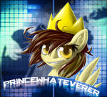 Princewhateverer (with speedpaint)