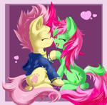 (com) Pinkuh and her special somepony~