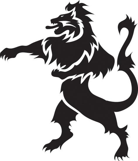 Scottish Lion Tattoo: Scottish Lion Rampant By DavidJohnSmart On DeviantArt