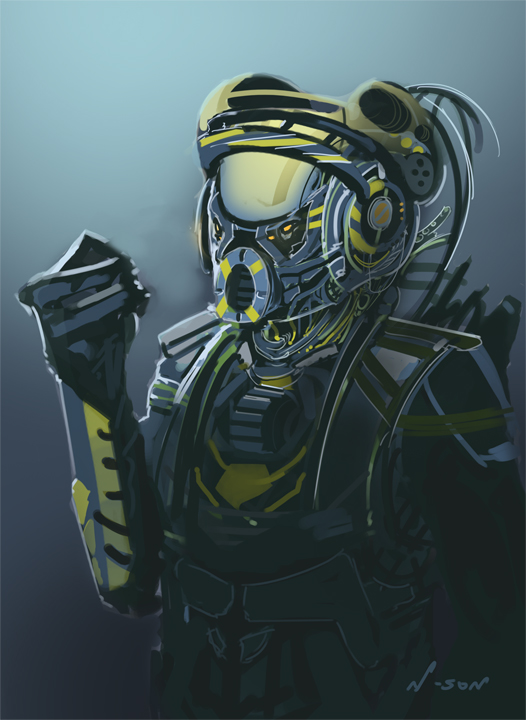 Bot 1 by roxas7