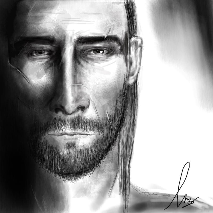 Portrait 5 Fin by CognativeChipmonk