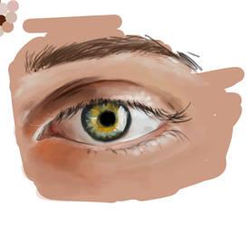 Eye Practice no.2