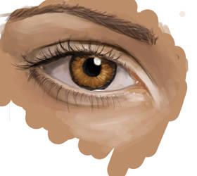 Eye practice no. 3!